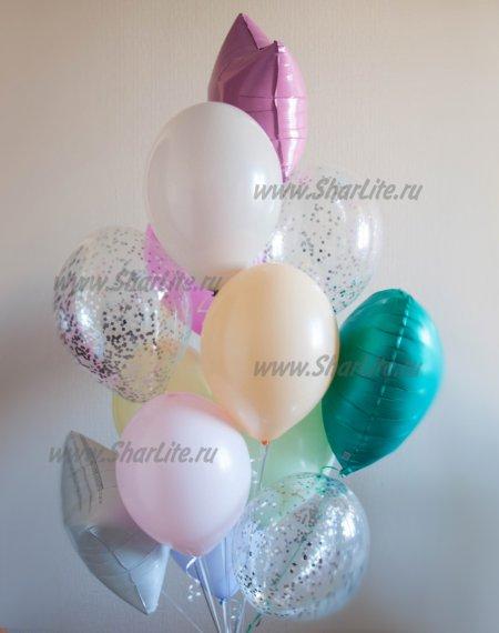 Новинка! Букет из воздушных шаров Макарун
