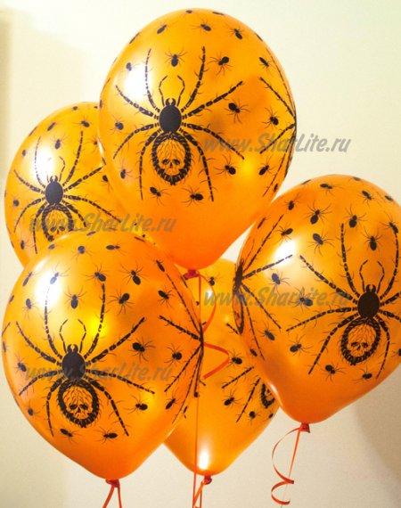 Воздушные шары с доставкой Паук