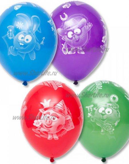 Воздушные шары Смешарики Дежавю