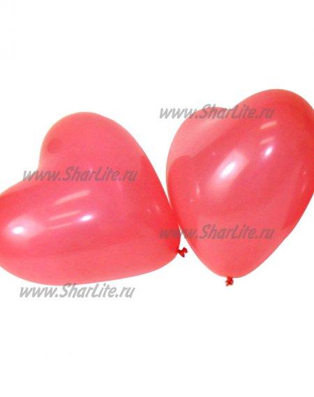 Сердца ассорти с воздухом, 12 см.