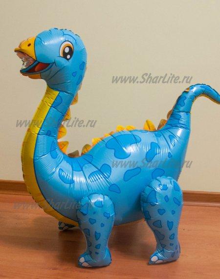Ходячий шар  Динозаврик Диплодок