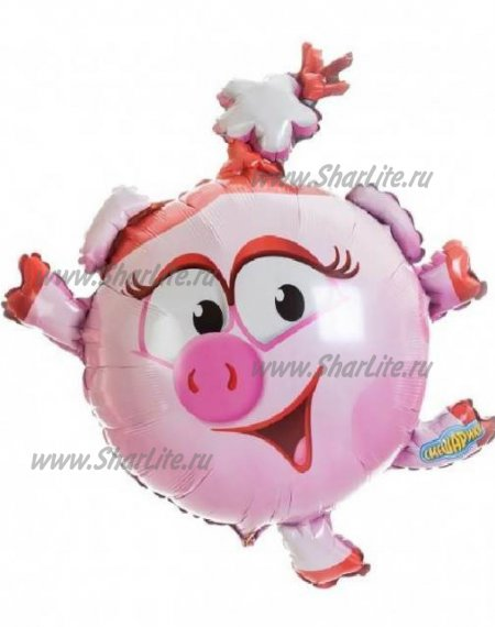 Фольгированный воздушный шарик