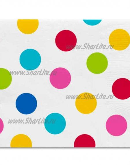 Готовые комплект Цветной горох (6 предметов)