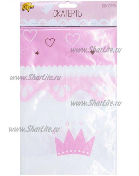 Скатерть для Принцессы, 130х180см